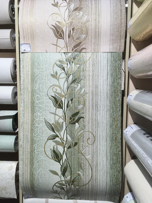 SalDecor (Латвия) виниловые обои на бумажной основе 0,53х10м 793917-04