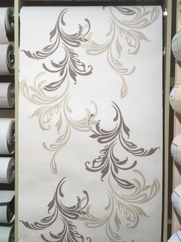 Vinil обои виниловые на бумажной основе 0,53x10м  Фантазия 2082-1