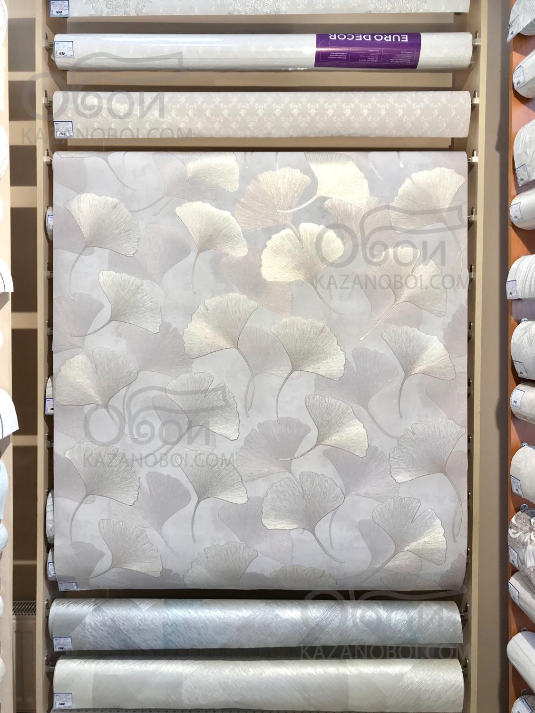 ЕвроДекор обои виниловые на флизелиновой основе 1,06х10м  Zen 7100-17