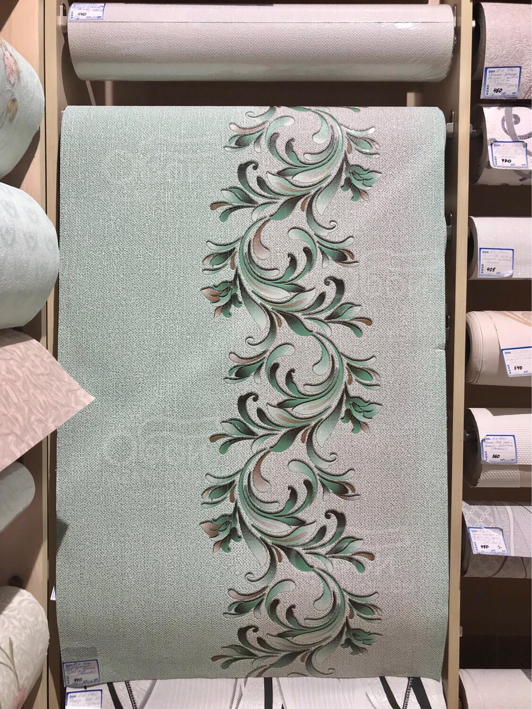VILIA Обои виниловые на бумажной основе 0,53мх10м Белиссимо 1354-71