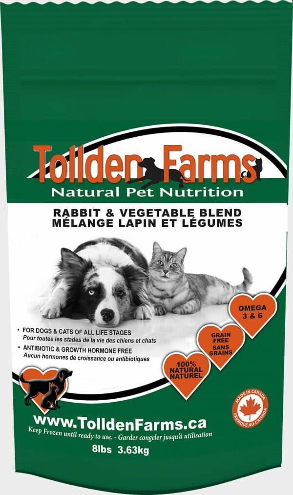 Tollden Farms - Vegetable - Rabbit