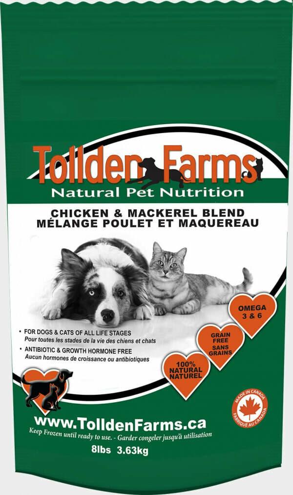 Tollden Farms - Vegetable - Chicken and Mackerel