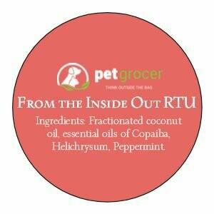 Pet Grocer Essential Oil - Inside Out Repair