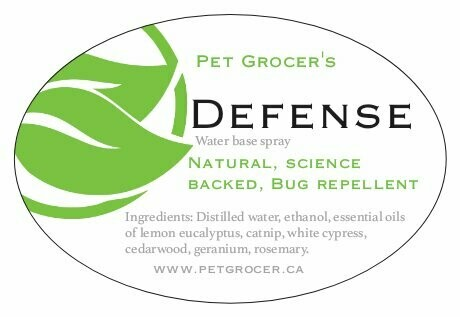 Pet Grocer's - Defense 2020 Bug Spray (RTU)