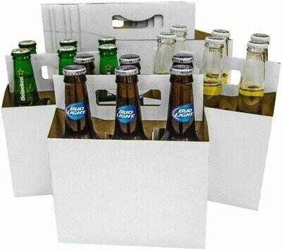 6 Pack of Domestic Beers