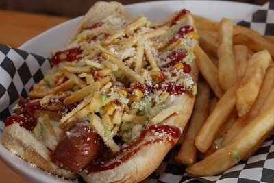 Colombian Hot Dogs
