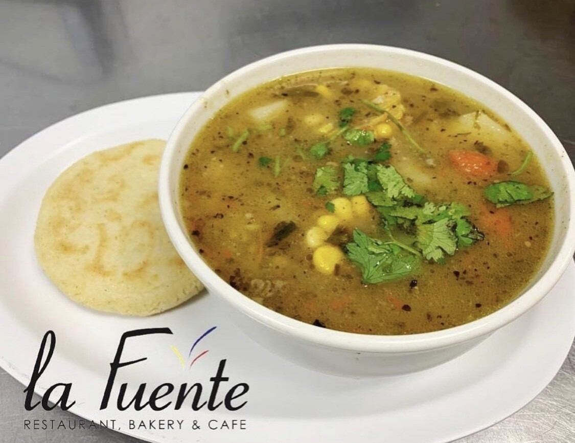 Soup Of The Day (Saturday & Sunday ONLY)