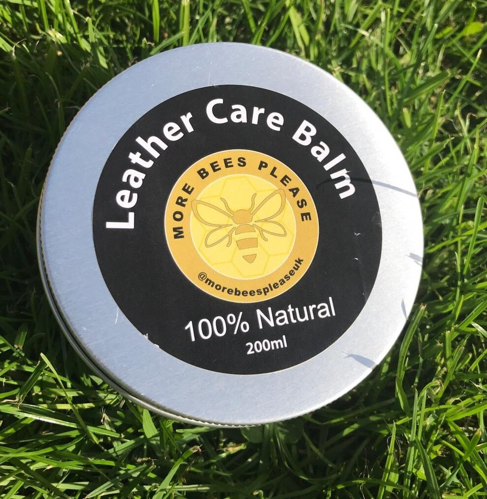 Leather Care Balm