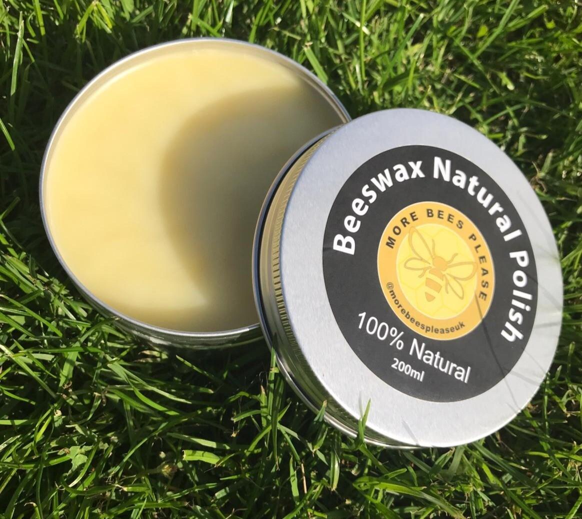 Beeswax Natural Polish