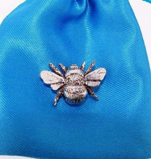 Bee Pin Badge