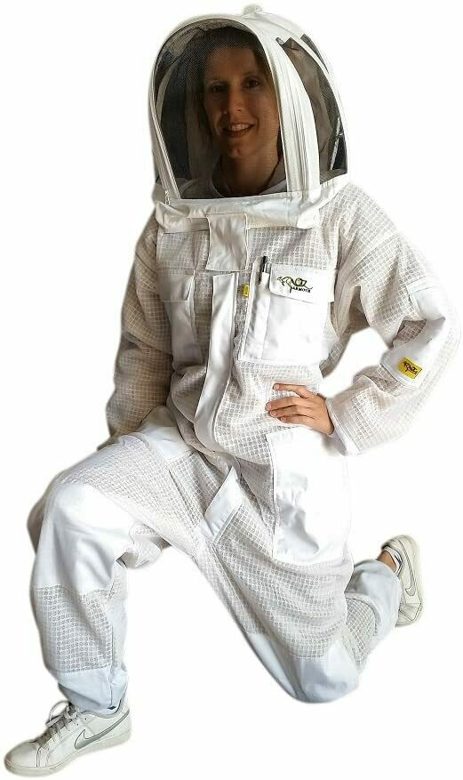 Oz Armour 3 Layer Beekeeping Suit