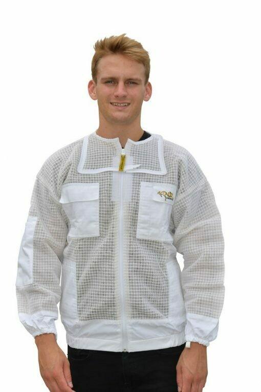 Oz Armour 3 Layer Mesh Jacket