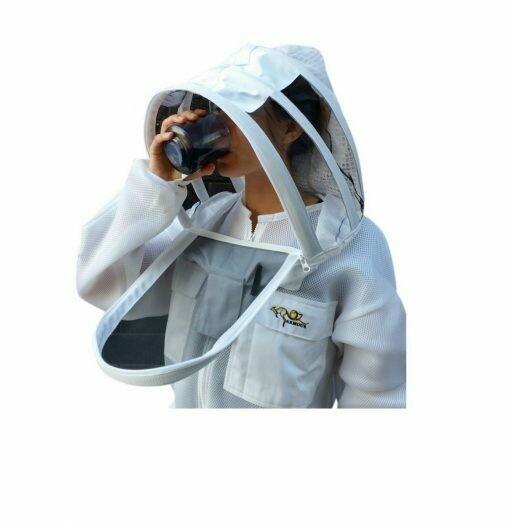 Oz Armour 2 Layer Beekeeping Jacket