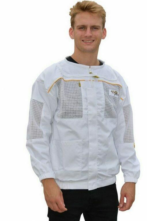 Oz Armour Poly Cotton Semi Ventilated Jacket