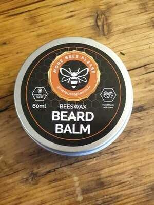 Beeswax Beard Balm