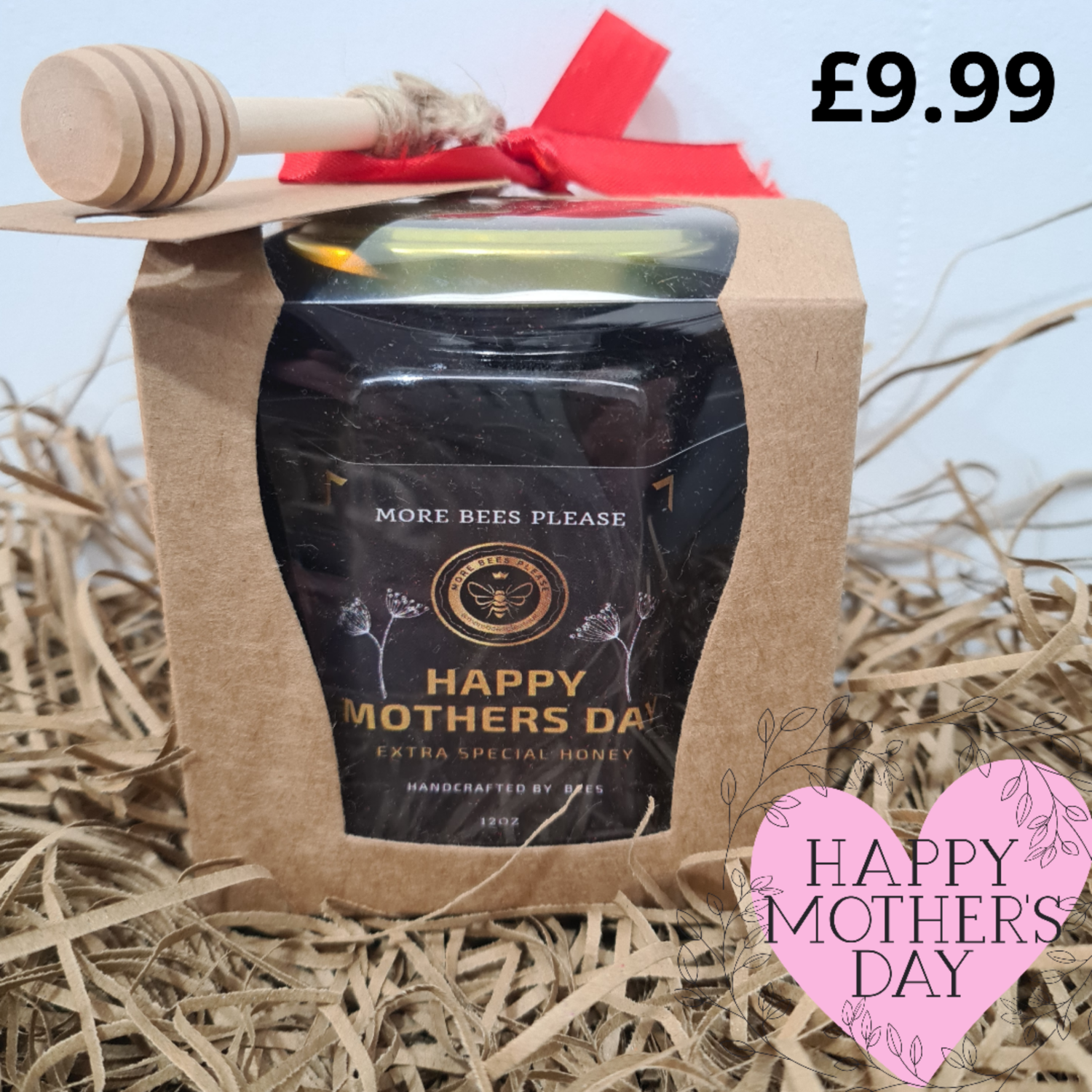 Mothers Day Honey Boxed Gift Set