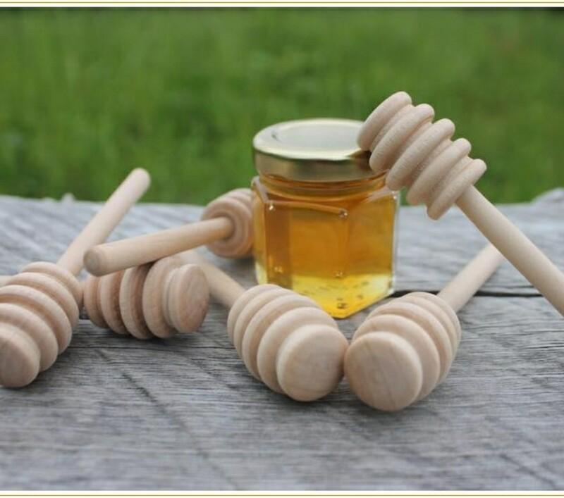 Honey Dipper Twizzler Sticks