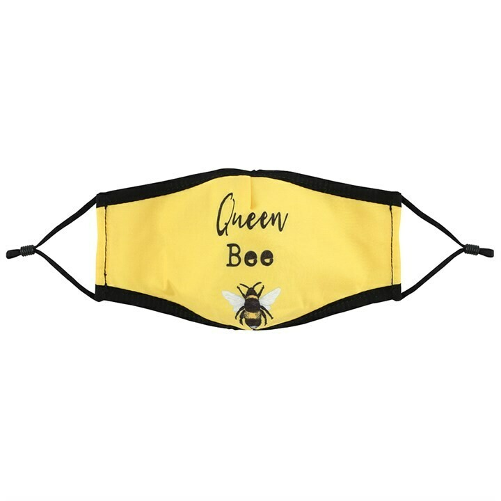 Queen Bee Reusable Face Covering