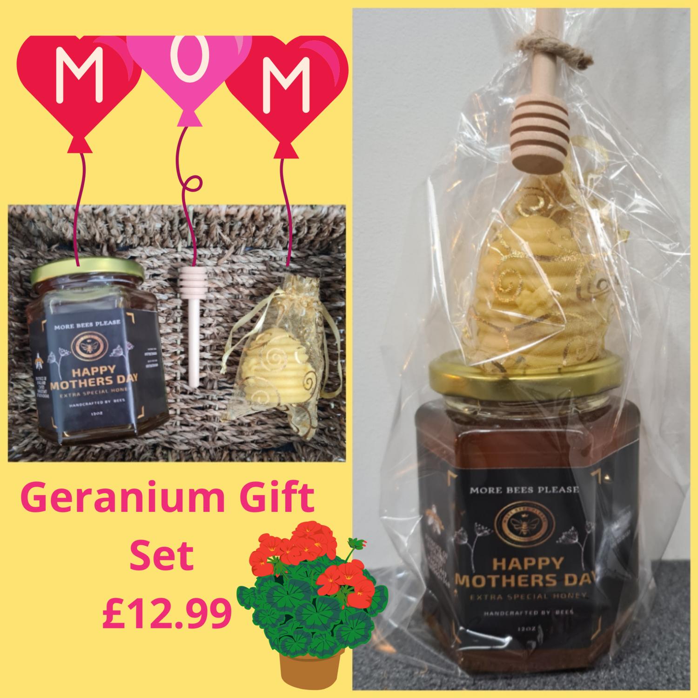 The Geranium Gift Set