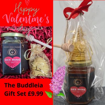 The Buddleia Valentines Gift Set