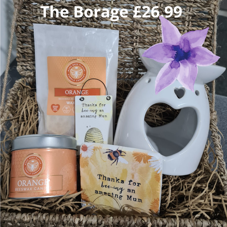 The Borage Gift Set