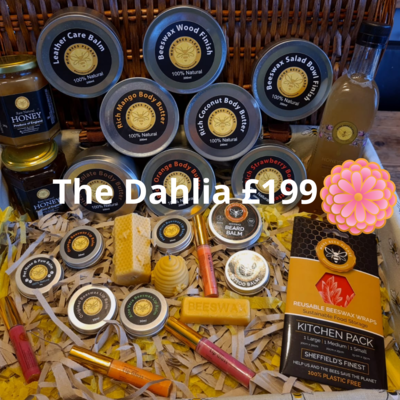 The Dahlia Ultimate Hamper