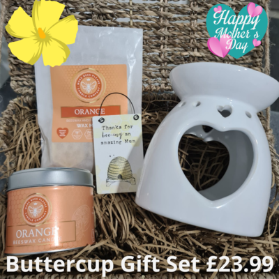 The Buttercup Gift Set