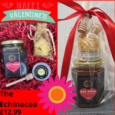 The Echinacea Valentines Gift Set