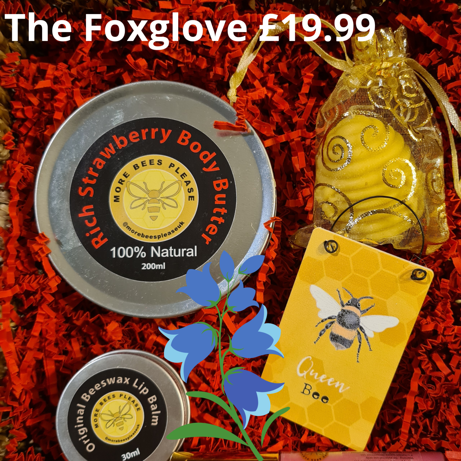 The Foxglove Gift Set