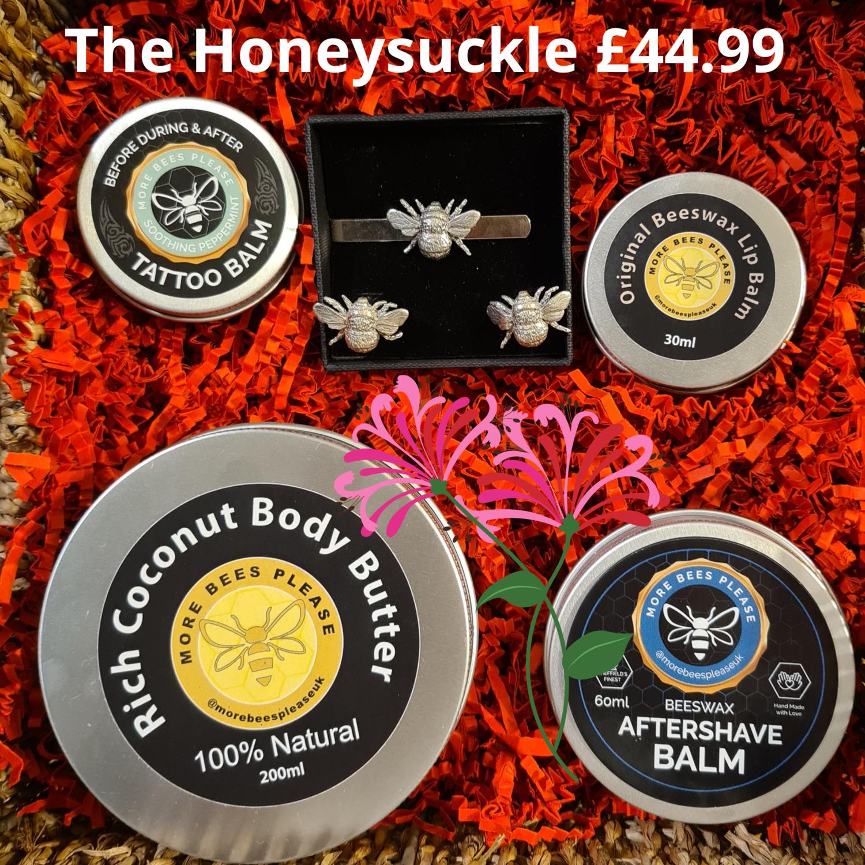 The Honeysuckle Men's Hamper