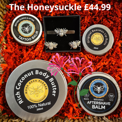 The Honeysuckle Men's Hamper