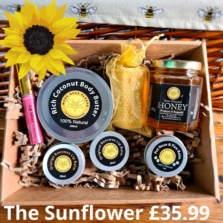 The Sunflower Luxury Gift Set