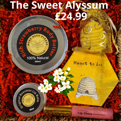 The Sweet Alyssum Gift Set