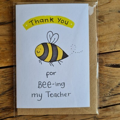 Bee - Occassion Cards