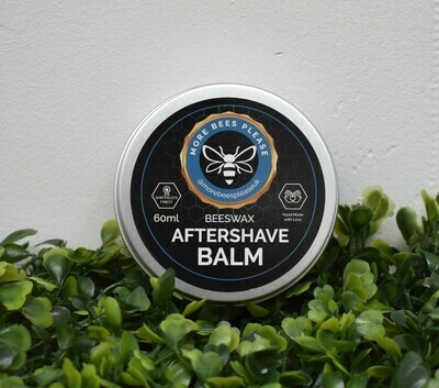 Beeswax Aftershave Balm
