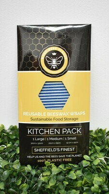 Beeswax Wraps Pack