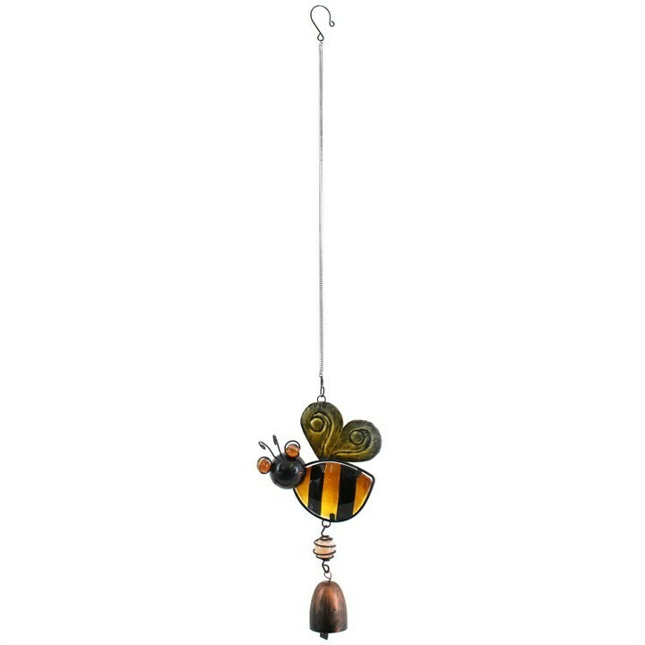 BEE DANGLE WINDCHIME