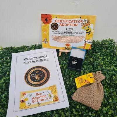 Children's Bee Packs