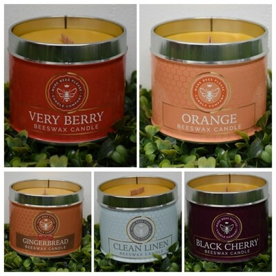 Beeswax Scented Candle's