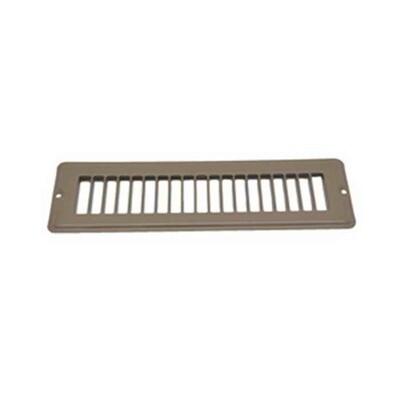 Floor Register Face Plate: 2 1/4