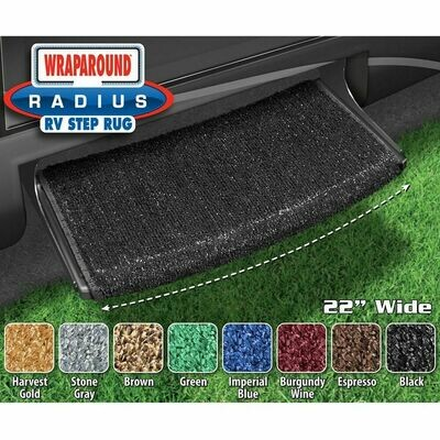 Presto-Fit Radius RV Step Rug