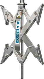X-Tended X-Chock Tire Chock - Pair