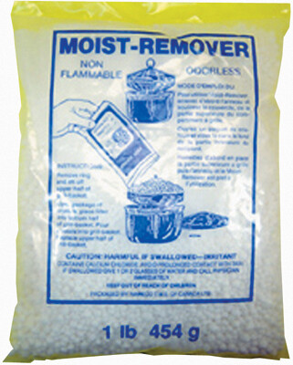 Moist Remover Replacement Pellets