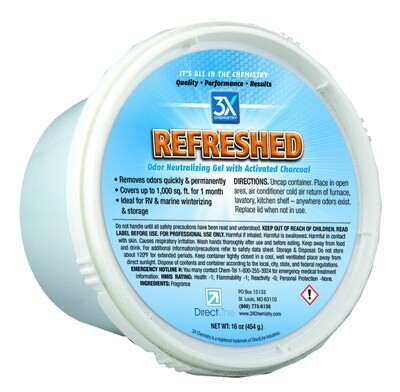 Refreshed Odor Neutralizing Gel