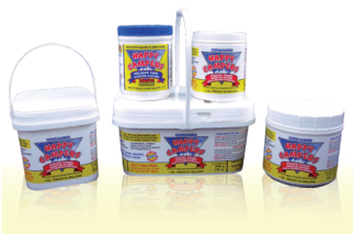 Happy Campers Extreme Holding Tank Cleaner - 64 Pack