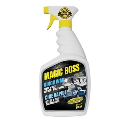 Magic Boss Quick Wax