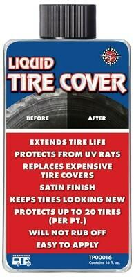 Liquid Tire Cover