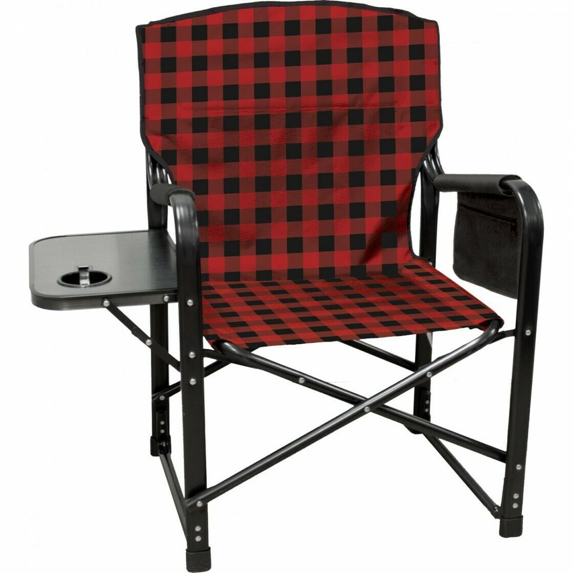 Kuma Bear Paws Chair with Side Table
