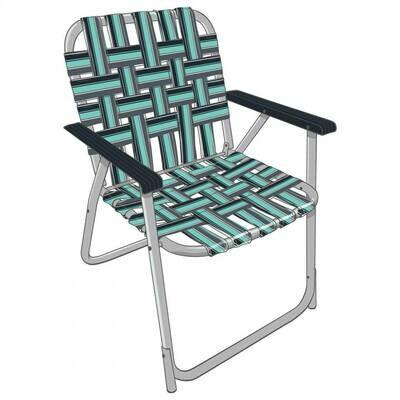*NEW*  Kuma Backtrack Folding Aluminum Chair