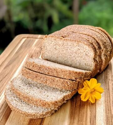 Hogaza Keto Vegana / Vegan Keto Loaf